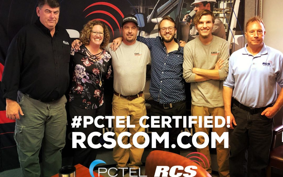 RCS Public Safety Testing With PCTEL – Press Release